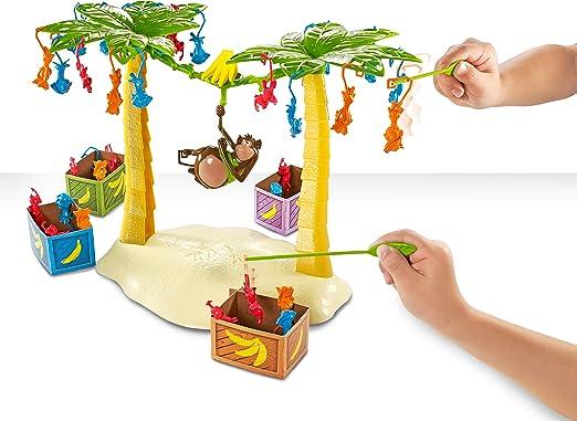 Juegos Mattel - Monos Locos Roba-Bananas (Mattel BFV25): Amazon.es: Juguetes y juegos