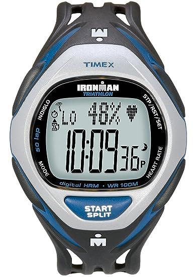 Timex T5K216 - Reloj de pulsera hombre, caucho