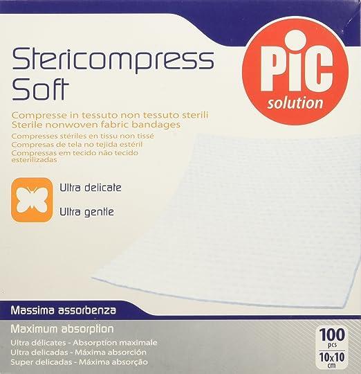 21 opinioni per Garze Sterili Stericompress Soft In Tessuto Non Tessuto 10 X 10 Cm 100 Compresse