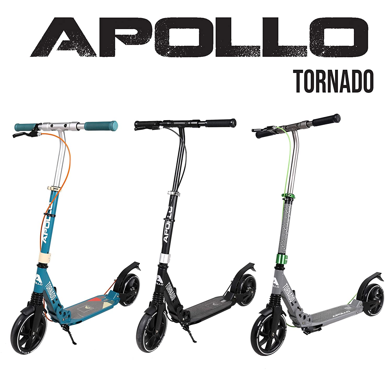 Apollo High End Scooter - Tornado City Scooter con Freno y ...