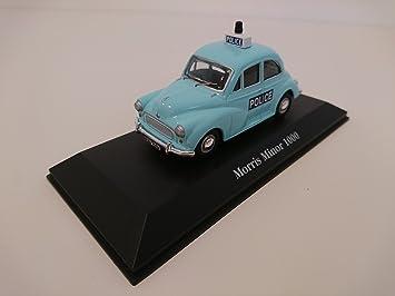 "scala 1:43 Editions Atlas police cars /""Morris Minor/"""