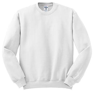 651cc181d0a Image Unavailable. Image not available for. Colour  Jerzees Men s Crew Neck  Sweatshirt