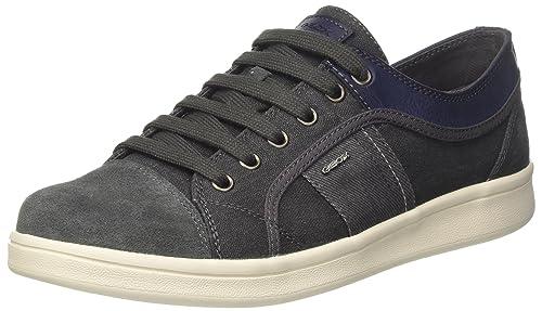 Geox U Warrens B, Zapatillas para Hombre: Amazon.es: Zapatos y complementos
