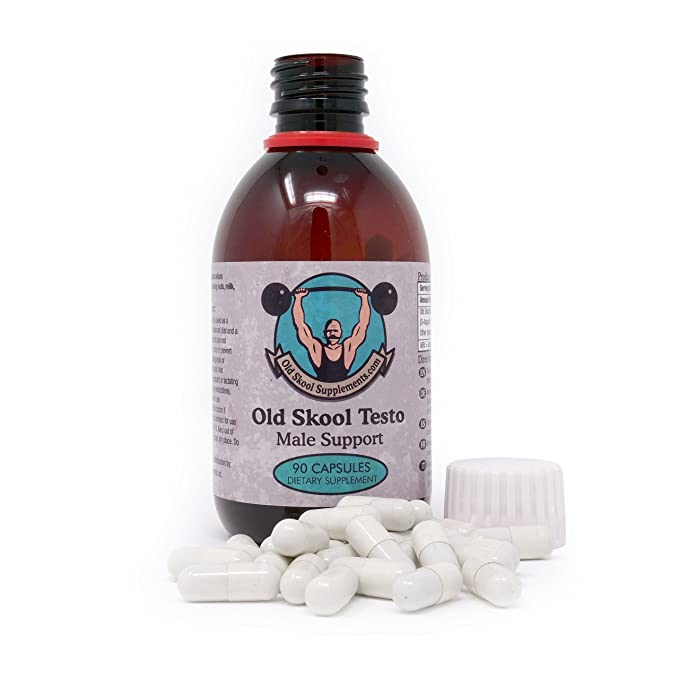 Potenciador de la Testosterona Para Hombres Mejora de la Testosterona Masculina Testo D-Aspartic Acid DAA Maca L-Arginine Tribulus Terrestris Shilajit 500 ...
