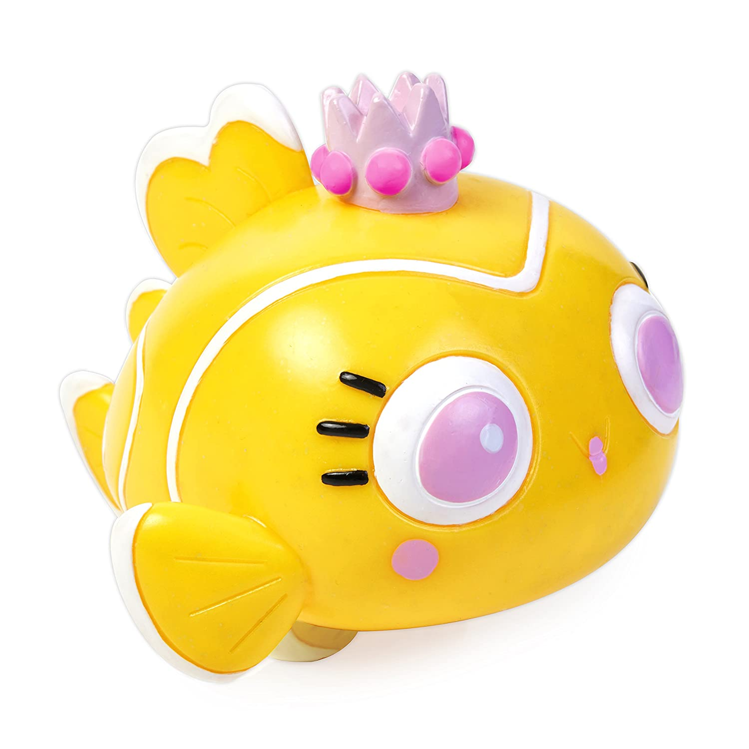 "Floating Water Toys for Toddlers and Kids with Reusable Carrying Case Bling2o Bling Buddiez /""Princess Fish/"""