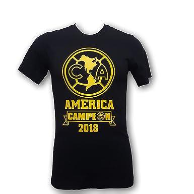 31083fea5 Amazon.com  ESF Club America Campeon 2018 Men s Tshirt  Clothing
