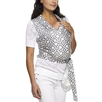 Amazon.com   Moby Wrap Designer Series by Petunia Picklebottom, Mazes of  Milano Stone   Baby 82a0694a7c4