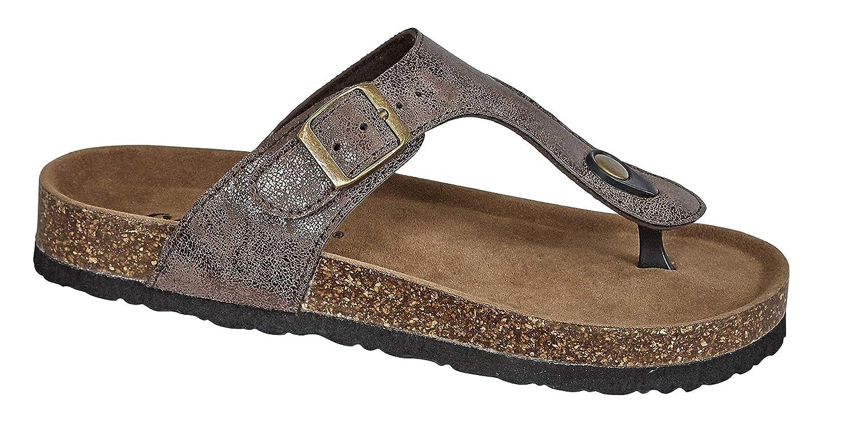 MVE Shoes Women/'s Stylish Comfortable Open Toe Heel Criss Cross Braided Stappy Sandal