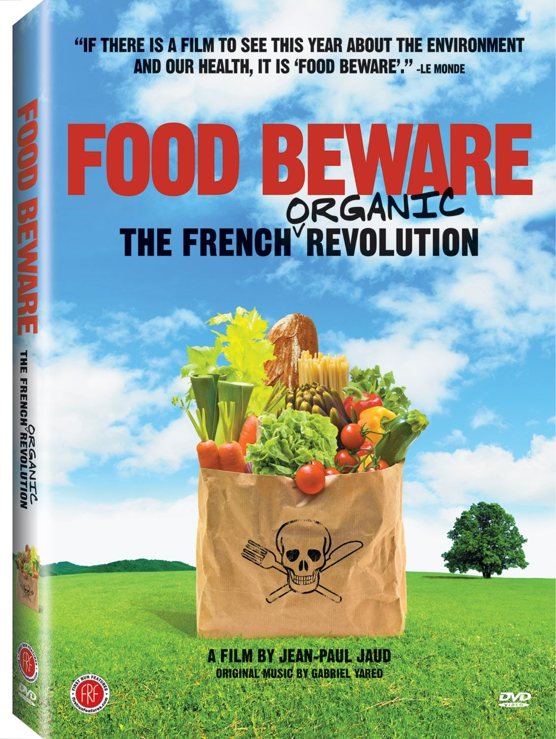 DVD : P rico L gasse - Food Beware: The French Organic Revolution (Subtitled, Widescreen)