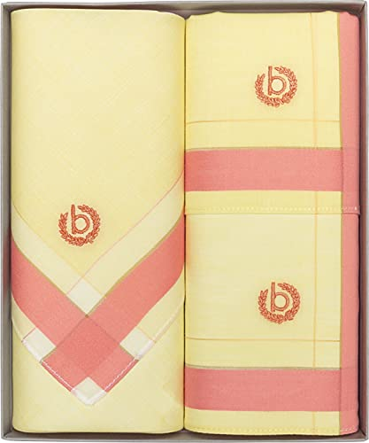Bugatti Taschentücher 3er-Pack Baumwolle