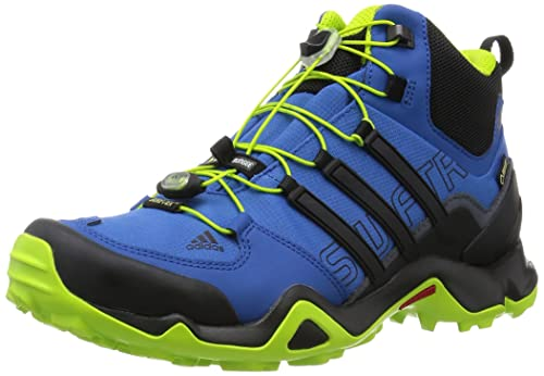 Adidas Men's Terrex Fast R Mid GTX Blue and Black Multisport