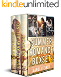 Summer Romance Box Set: Weightless, Revelry, and On the Way to You