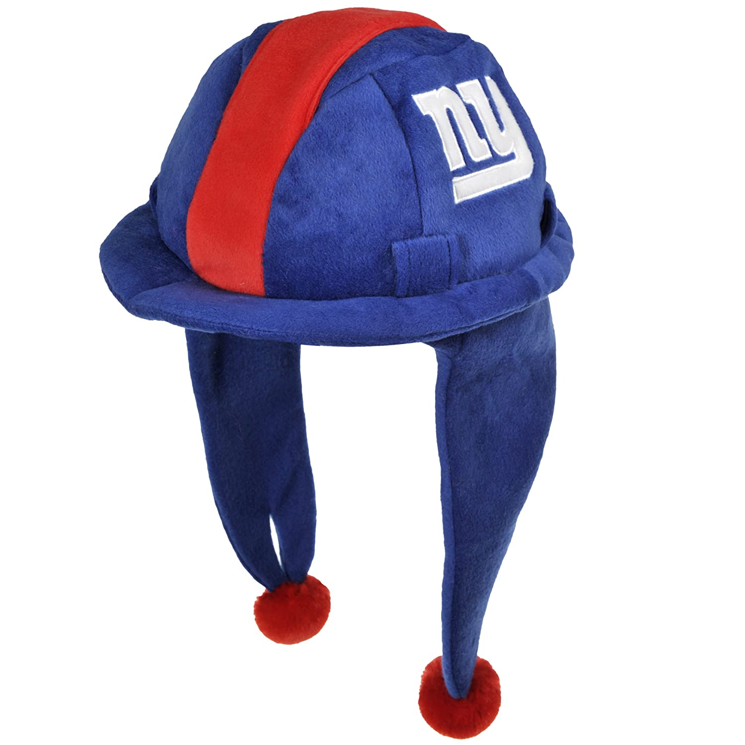 NFL New York Giants Thematic Mascot Dangle Hat