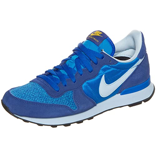 Herren Nike Internationalist 631754 Sneaker Blau Low Top 402 mvNwOn08