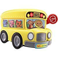 Cocomelon Bus for Kids with Built-in Cocomelon Songs and Sound Effects, Fun Musical Toy for Fans of Cocomelon…