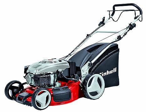 Einhell GH-PM 51 S HW-E - Cortacesped gasolina con arranque batería (