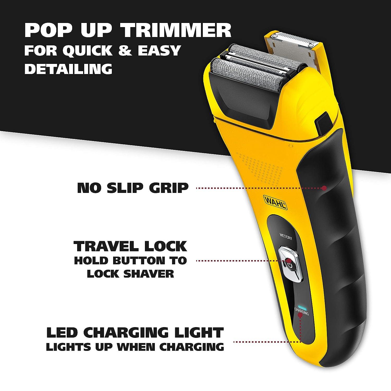 81GO4DwabdL. SL1500 Wahl LifeProof Foil Shavers (Beard Trimmers) Review