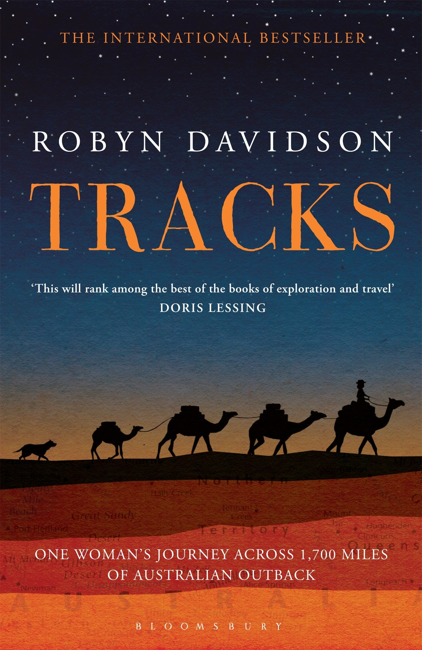 Tracks: Davidson, Robyn: 8601404216404: Books - Amazon.ca
