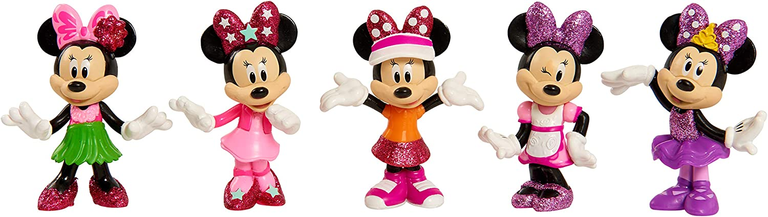 Minnie Mouse Collectible Figure Set
