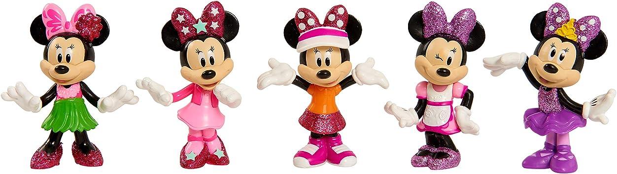 Amazon.com: Minnie - Figura coleccionable: Toys & Games