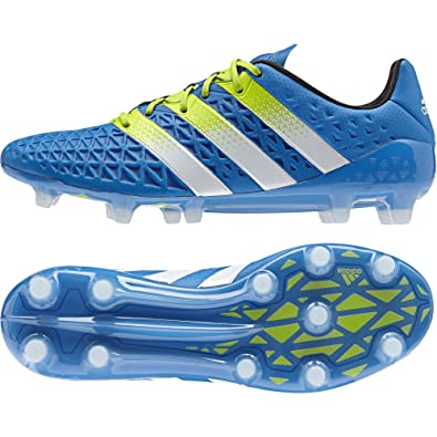 innovative design 39b23 adf11 adidas Performance Ace16.1 FgAg, Chaussures de Football Homme, Bleu (