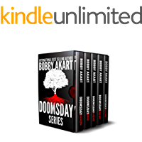 Doomsday Series Boxed Set: Terrorism Thrillers (The Doomsday Series)
