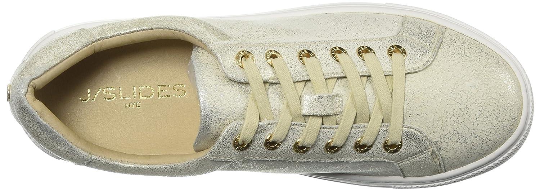 J B076DZSP2P Slides Women's Saphire Sneaker B076DZSP2P J 9 B(M) US Platino 4e4e68