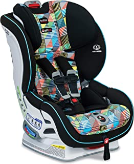 product image for Britax Boulevard ClickTight Convertible Car Seat | 2 Layer Impact Protection - Rear & Forward Facing - 5 to 65 Pounds, Vector