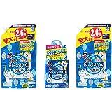 【数量限定】トップ スーパーナノックス SUPER NANOX 液体 涼感クール アイスミントの香り 本体400g×1本+詰替840g×2本