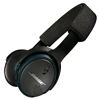 8101f5dcef4 Amazon.com: Bose SoundLink On-Ear Bluetooth Wireless Headphones - Black: Home  Audio & Theater