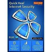 Quick Heal Internet Security Premium 2014 (3 User)