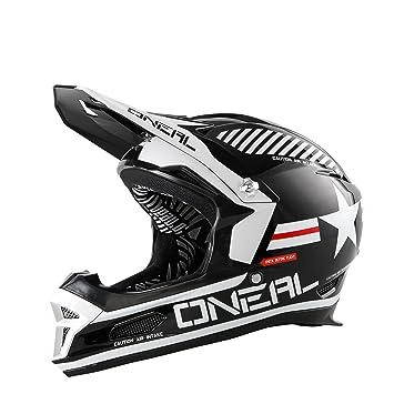 ONeal Oneal 0499S-801 Casco de Bicicleta, Negro, ...