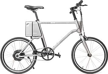 E-bike yunbike C1 Hombre, aluminio bicicleta eléctrica 20 pulgadas ...
