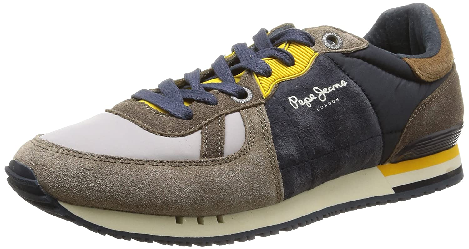 Pepe Jeans London Tinker Sock, Herren Sneakers