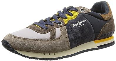 London SockHerren Sneakers Tinker Pepe Jeans POXuTZik