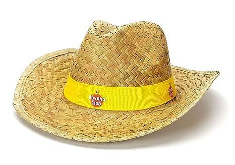 Havana Club cappello cappello di paglia + Havana Club 7 anni cioccolata 05c248267621