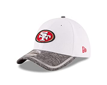 9791fee1324 NFL San Francisco 49ers 2016 Training Camp Team Color 39THIRTY Stretch Fit  Cap