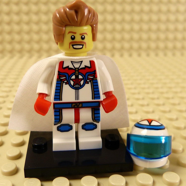 Lego Series 7 Dare Devil Mini Figure