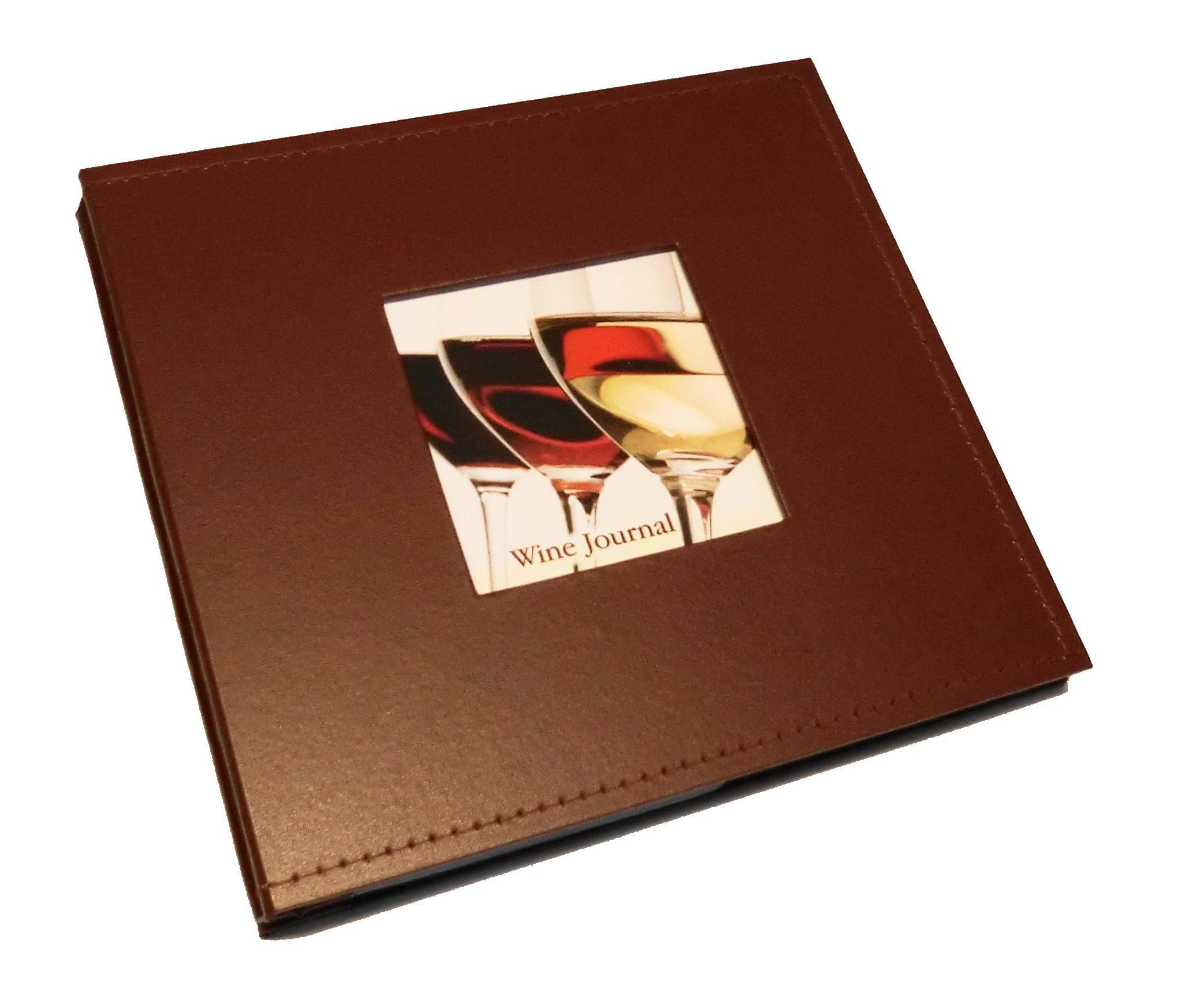 Wine Lover's Journal with 10 Label Lift Removers