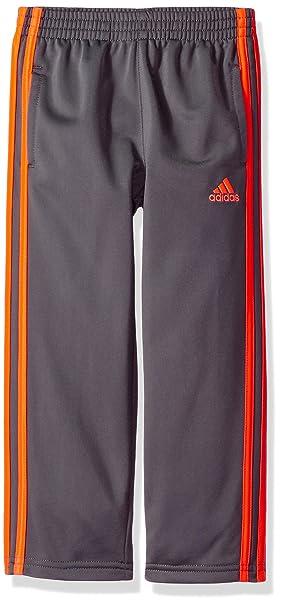 Amazon.com: adidas 3 Stripe Pant Negro/Rojo ak5271: Clothing