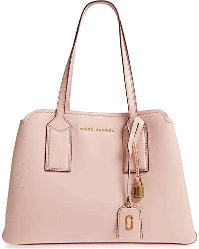 b5492a25200a Amazon.com  Marc Jacobs The Editor Large Leather Tote Bag