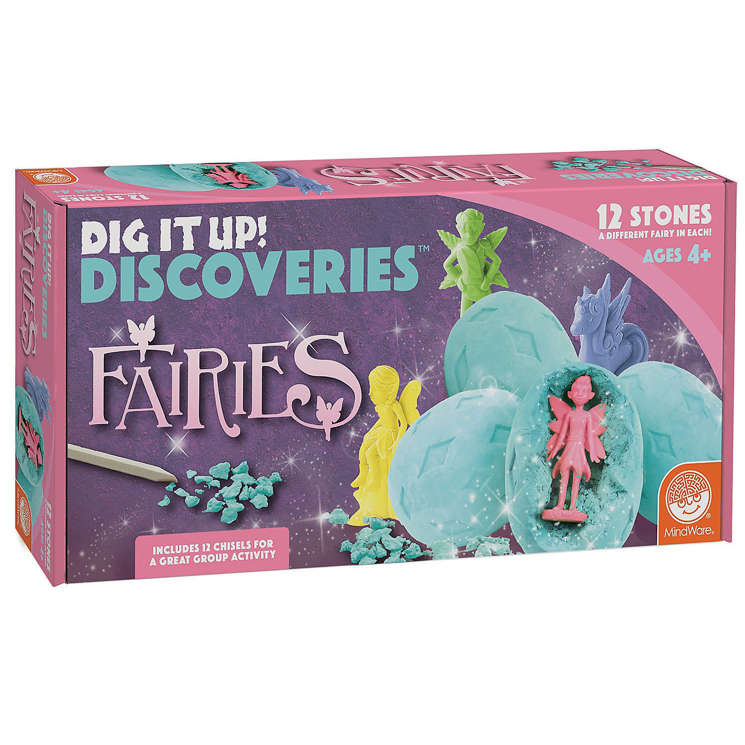 DIG IT UP! DISCOVERIES: FAIRIES