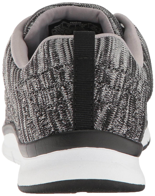 Easy Spirit Women's B(M) Ferran2 Fashion Sneaker B01N94T47U 5 B(M) Women's US|Black/Multi Fabric 7bb860