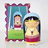 St. Kateri Tekakwitha Collectible Vinyl Figure