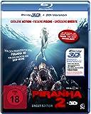 Piranha 2 in 3D (Uncut) (+ 2D-Version) [Blu-ray 3D]