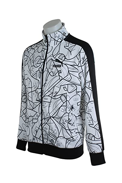 Amazon.com: Puma Mens X Ale Giorgini T7 Chaqueta: PUMA: Clothing