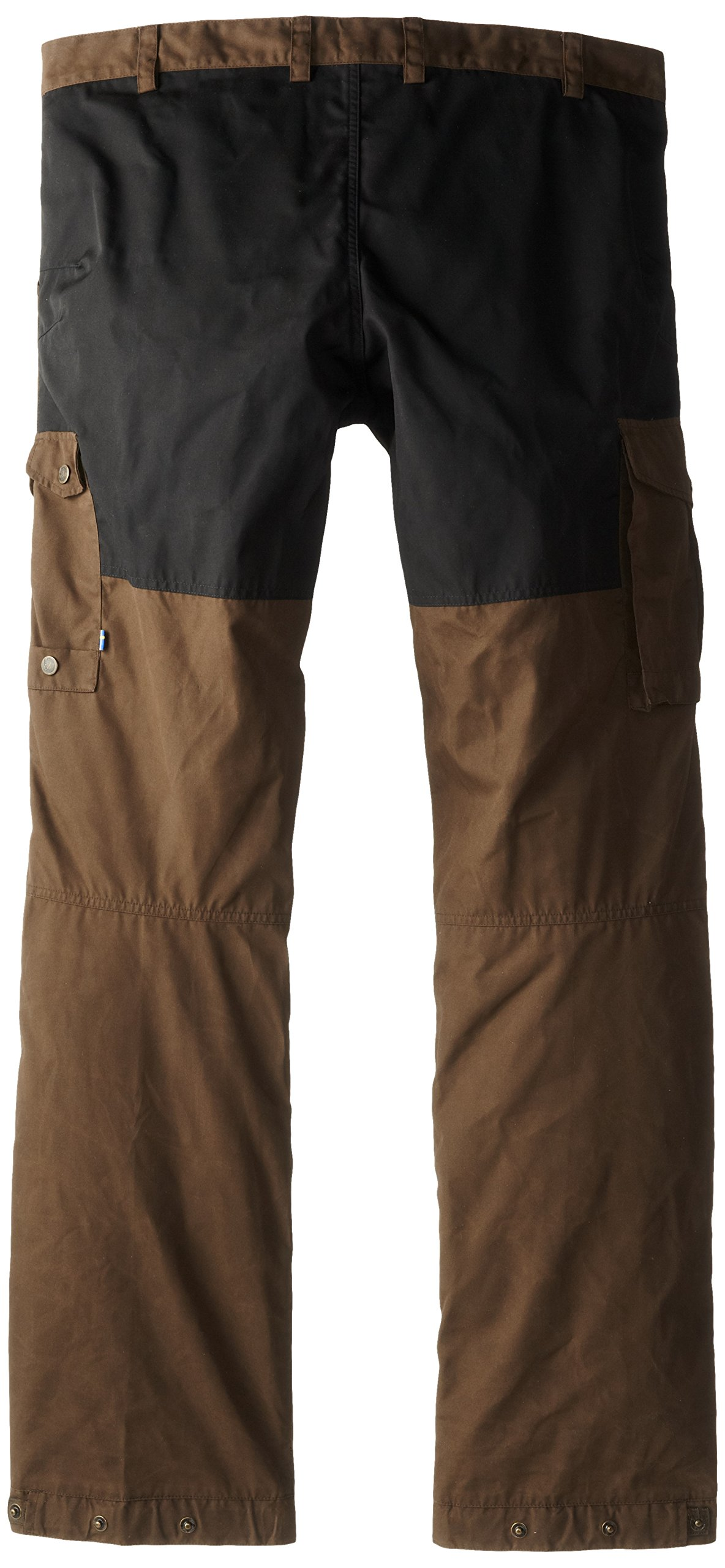 Fjallraven Men's Vidda Pro Trousers, Dark Olive, 50 by Fjallraven (Image #2)