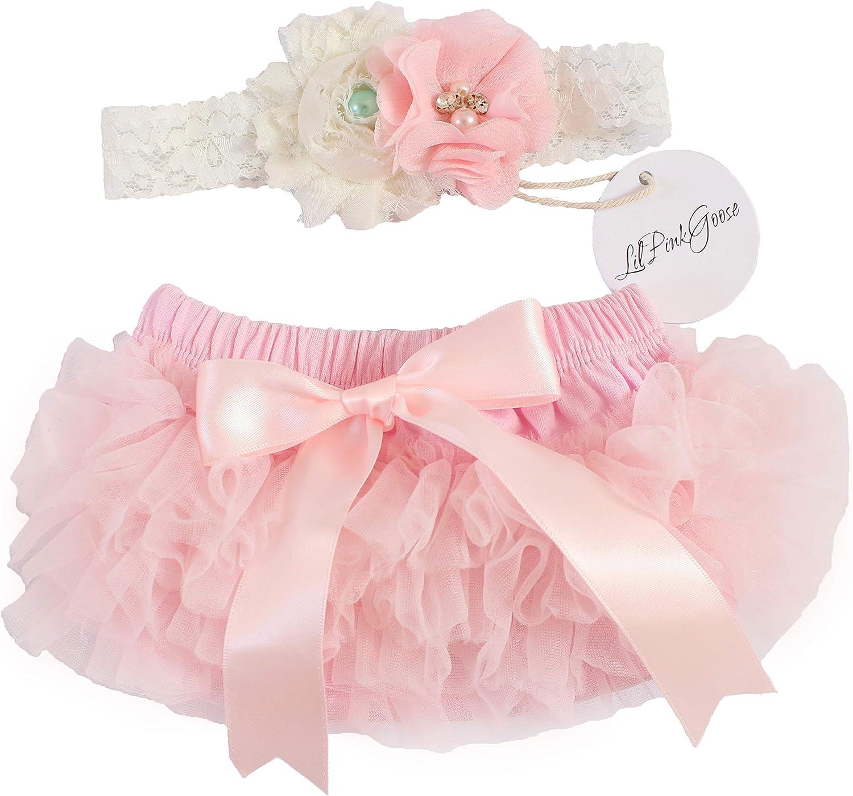 , Mint /& Peach Newborn weight less than 13lbs 2pcs Newborn Baby Girls Chiffon Bloomer /& Headband Set Newborn Photo Prop Baby Girl Cake Smash Outfit Mint /& Peach /& Pink