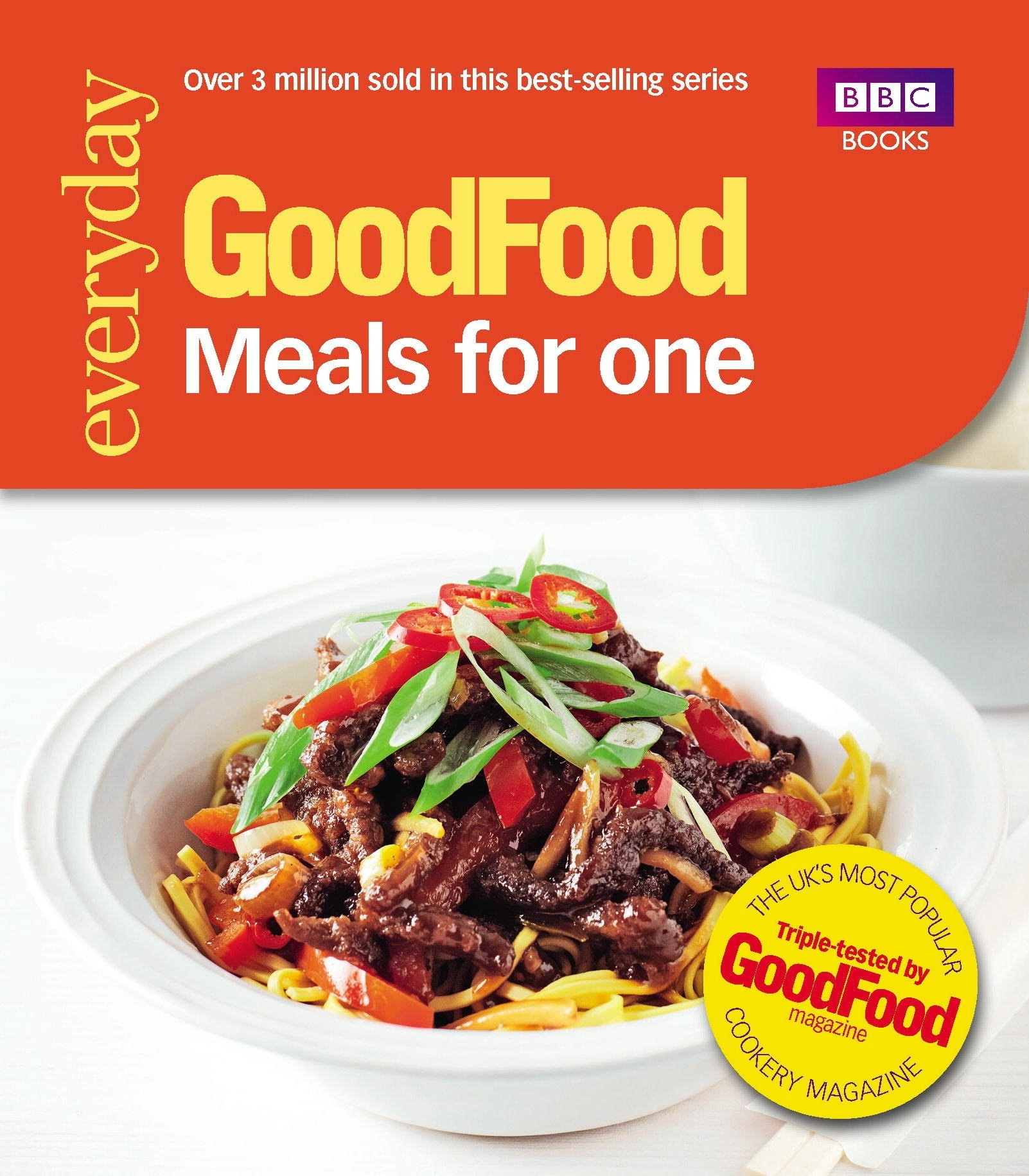 Good food meals for one triple tested recipes everyday goodfood good food meals for one triple tested recipes everyday goodfood amazon cassie best 9781849906715 books forumfinder Choice Image