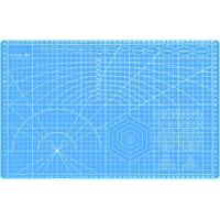 Self Healing Colourful Cutting Mat A3(45x30cm), Great for Scrapbooking, Quilting, Sewing and All Arts & Crafts Projects…